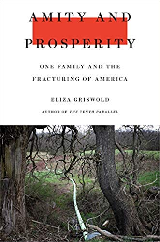 General Nonfiction: Amity and Prosperity by Eliza Griswold