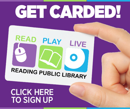 get carded signup